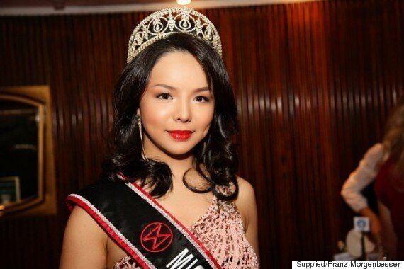 Anastasia Lin, Miss World Canada, accuse la Chine de la punir à cause de ses