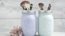 20 façons d'embellir votre décor avec des pots Mason