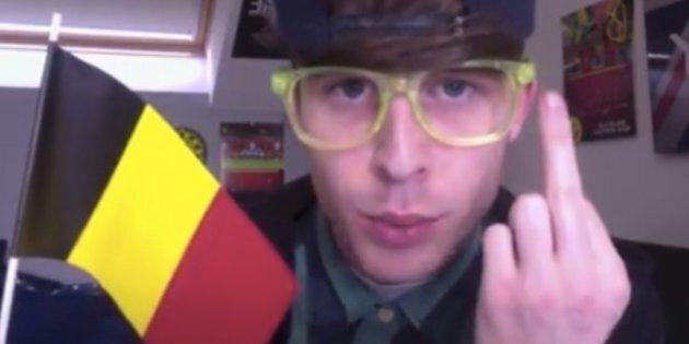 Attentats de Bruxelles: Un humoriste belge se moque des