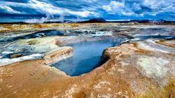 Cette région éloignée de l'Islande est à couper le souffle