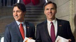 Trudeau défend le déficit de 29,4
