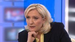 Marine Le Pen se dit contre l'immigration, mais pas raciste