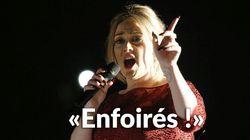 Adele insulte les terroristes et rend hommage aux victimes