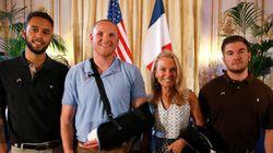 Thalys: la Légion d'honneur à ceux qui ont maîtrisé