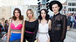 Styles de soirée: tenues légères et estivales au Festival Mode et Design