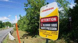 Dernière étape pour l'oléoduc 9B: les opposants restent sceptiques