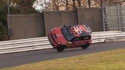 Faire le Nürburgring sur deux