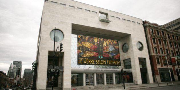 Philippe Couillard inaugure un nouveau pavillon au Musée des beaux-arts pour le