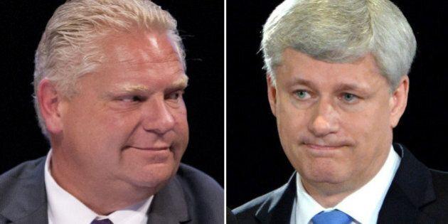 Doug Ford prêt pour la course à la direction des Conservateurs si Harper