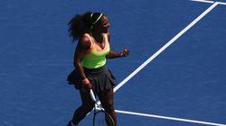 Cincinnati: Serena Williams laisse passer l'orage