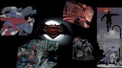 Batman est-il capable de battre Superman? Il semblerait que oui...