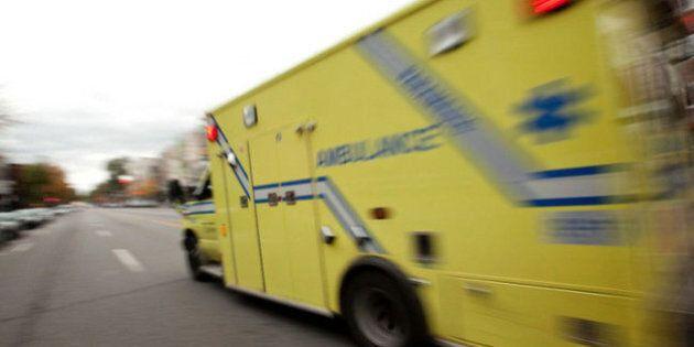 Plusieurs syndicats de paramédics de la CSN, dont Urgences santé, pour la