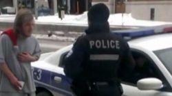 Le policier qui a menacé un itinérant devant le Comité de