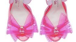 Vous pourrez bientôt porter les chaussures de Barbie