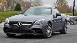 Essai routier Mercedes-Benz SLC 43 AMG 2017: en souvenir de