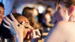 Dans les coulisses beauté du Festival Mode et Design