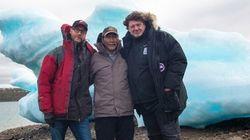 Faire un film à Iqaluit, le défi du cinéaste Benoît