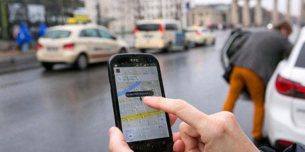 Uber compte déjà parmi les géants des