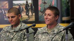 Les deux femmes Ranger racontent leur expérience à Fort