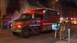 Les pompiers de Montréal privés d'informations dont leur vie pourrait