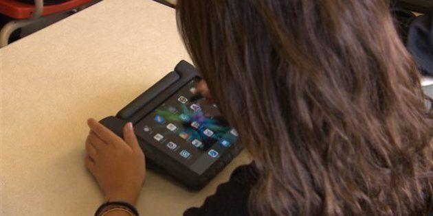 La tablette en classe, des résultats remarquables à l'École primaire