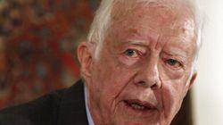 Jimmy Carter soigné pour des tumeurs cancéreuses au