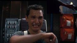 Star Wars VII : Comment Matthew McConaughey a-t-il réagi à la nouvelle