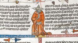 Yoda (ou presque) retrouvé dans un manuscrit
