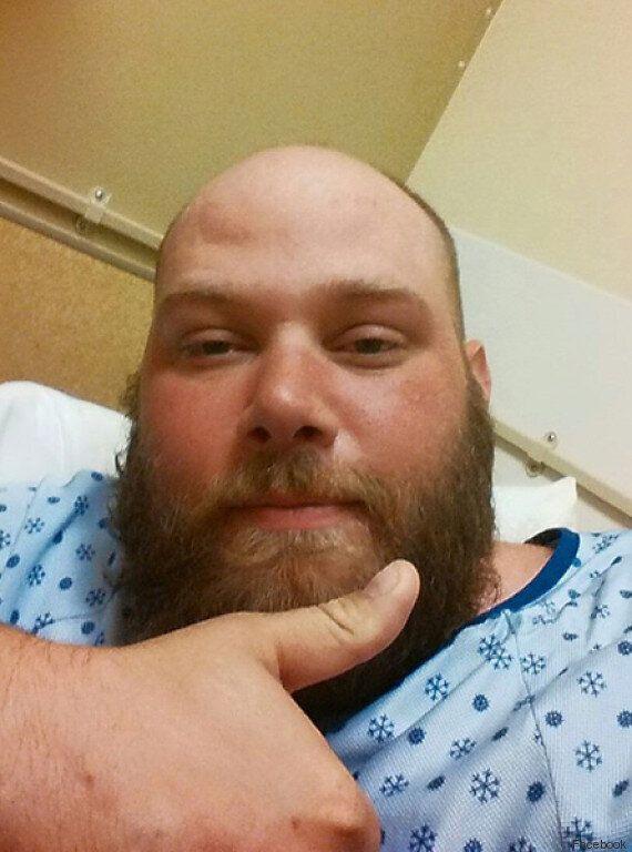 Atteint d'un cancer rare, un père de famille lance un cri du cœur sur les réseaux sociaux
