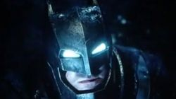 La bande-annonce de «Batman v. Superman: Dawn of Justice» a