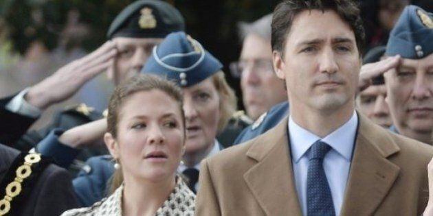 Justin Trudeau souligne le deuxième anniversaire des attaques à