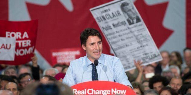 Homo Politicus 2.0: Justin Trudeau, rockstar du