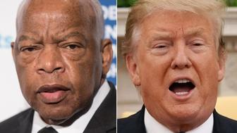 John Lewis and Trump