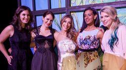Styles de soirée: le prestigieux Bal de la Jonquille 2015