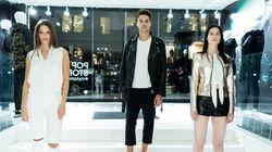 Styles de soirée : l'ouverture chic de la boutique pop-up