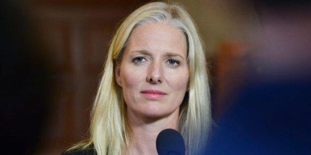 Climat: la ministre McKenna présentera d'autres mesures cet