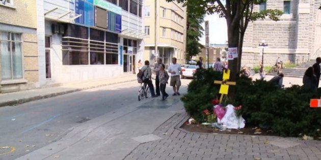 Mort du cycliste Guy Blouin: un policier du SPVQ