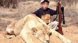 Ces PHOTOS d'enfants chasseurs soulèvent