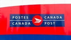 Le site Web de Postes Canada fermé le week-end
