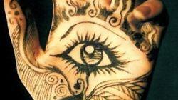 Des tattoos au henné pour