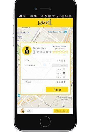 L'application Paxi veut tasser Uber