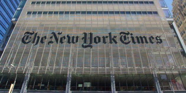 Le New York Times se lance dans la réalité