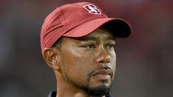 Tiger Woods reporte son retour en