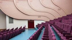 Découvrez le design d'intérieur des édifices de la Corée du Nord
