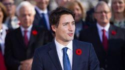 Justin Trudeau transformé en poupée de