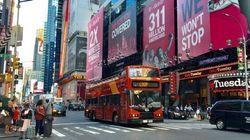 72 heures à Manhattan: circuit de 10