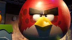 L'exposition Angry Birds, là où le jeu et la science