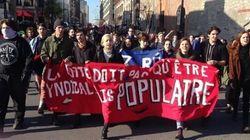 Des milliers d'étudiants dans les rues de Montréal