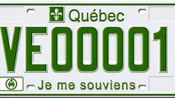Des fraudeurs visent les plaques vertes des voitures