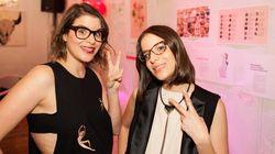 Styles de soirée: le lancement festif et stylé du livre Ton Petit Look des soeurs Stratis